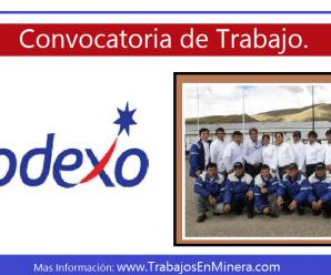 CONVOCATORIA DE TRABAJO Sodexo Perú S.A.C.