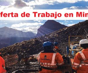 CONVOCATORIA DE TRABAJO Rock Drill Cont. Civ. y Mineros S.A.C.