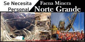 Faena minera norte grande
