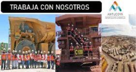 SE NECESITA PERSONAL PARA Antofagasta Minerals |  Antucoya