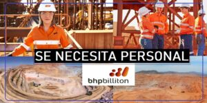 OFERTAS LABORALES PARA BHP Billiton