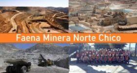 SE NECESITA PERSONAL PARA Faena Minera Norte Chico