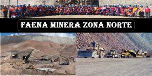 SE REQUIERE PERSONAL PARA Faena Minera Zona Norte