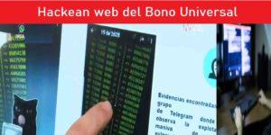 Hackean la plataforma del bono universal para robar casi un millón de soles