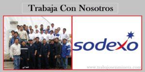 SODEXO PERU | Médico, Supervisor, Técnico, Nutricionista...