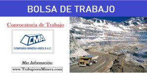 Compañía Minera Ares SAC   JUNIO 2020