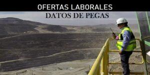 DATOS DE PEGAS JUNIO 2020 | OFERTAS LABORALES