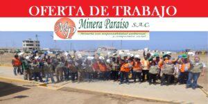 Minera Paraiso SAC   Junio 2020