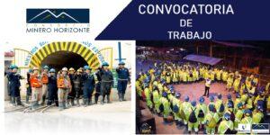 Consorcio Minero Horizonte S.A.   JUNIO 2020
