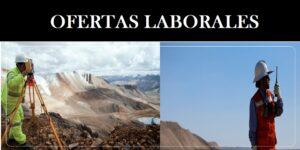 OFERTAS LABORALES PARA MINA | Junio 2020