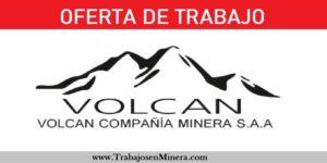 Volcan Compañia Minera S.A.A.   JUNIO 2020