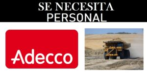 SE NECESITA PERSONAL PARA Adecco Chile