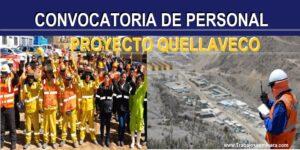 PROYECTO QUELLAVECO | AGOSTO 2020
