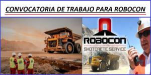 Robocon Servicios SAC | AGOSTO 2020 ✅