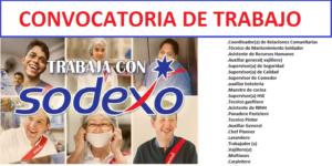 Sodexo Perú S.A.C. | AGOSTO 2020 ✅