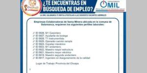 OFERTAS LABORALES OMIL SALAMANCA