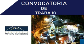 Consorcio Minero Horizonte S.A. / Mayo 2021