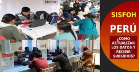 SISFOH 2021: Actualiza la clasificación socioeconómica de tu hogar