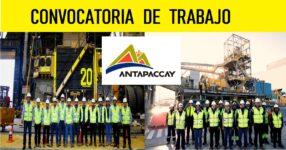 Compañía Minera Antapaccay | JUNIO 2021