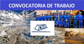 Compañía Minera Ares SAC