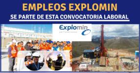 EXPLOMIN DEL PERÚ S.A