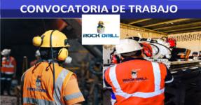 Rock Drill Cont. Civ. y Mineros S.A.C.